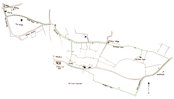 hartshall-lane-walk-map
