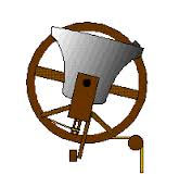 graphic of church bell on wheel