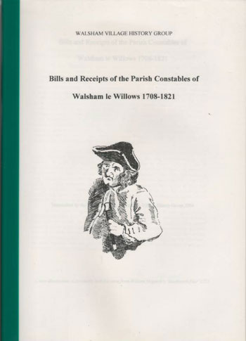 cover image is a line drawing of constable with his stave from william hogarth's 'southwark fair' 1733