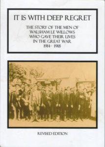 book cover showing imaging of returning war veterans