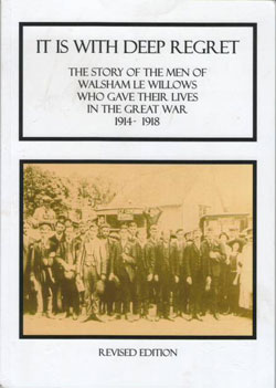 book cover showing image of the men of walsham-le-willows