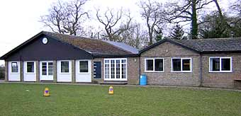 Walsham-le-Willows Sports Club Pavillion