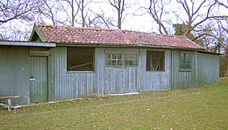Walsham-le-Willows Sports Club, old Pavilion