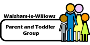 parent and toddler banner