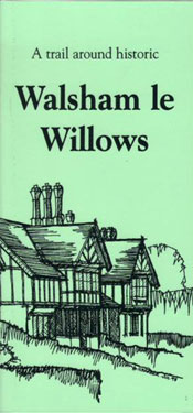 cover drawing of Martineau Cottages illustrated by N Barber