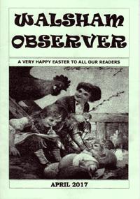 Walsham Observer April 2017