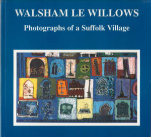book cover showing collage