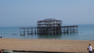 Brighton's-Burnt-Out-Pier