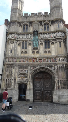 Rochester-Cathedral-Gate