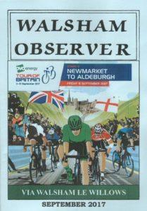 walsham observer cover sept 2017