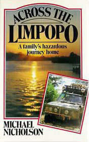 audio book cover across the limpopo