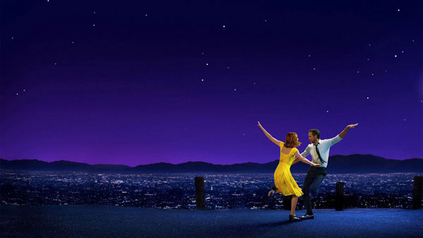 roof top dance scene from the film la la land