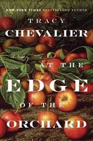Bookcover 'At The Edge of the Orchard'