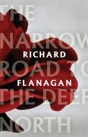 Book cover, 'The Narrow Road to the Deep North'