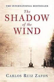 Book cover 'The Shadow of the Wind'