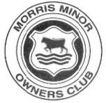 Morris Minor Club Badge
