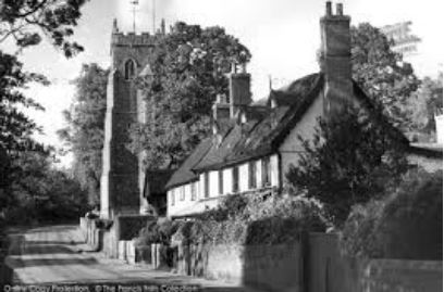 St Mary's Walsham-le-Willows from the Causeway.