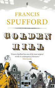Book cover 'On Golden Hill'