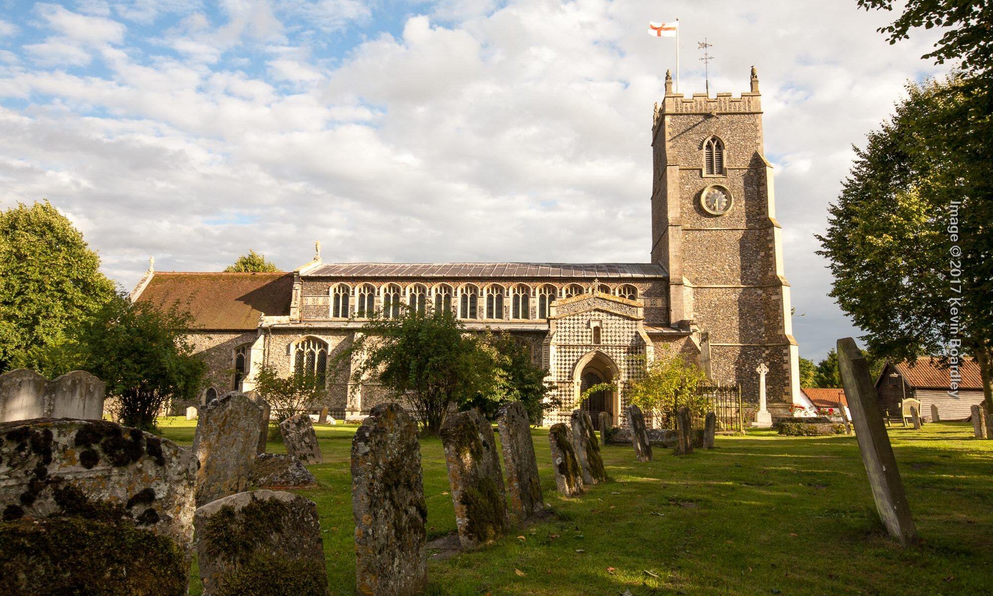 St Mary's Church Walsham le Willow