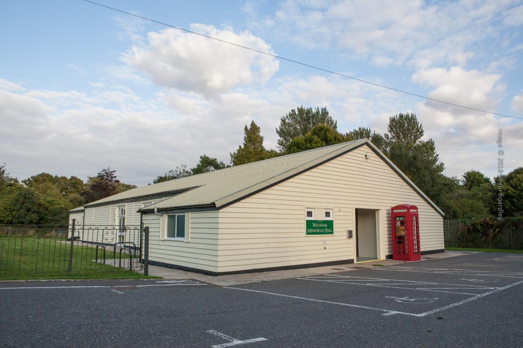 Walsham le Willows Memorial Hall